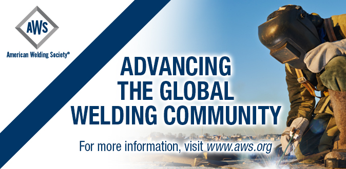 AWS Advancing The Global Welding Community