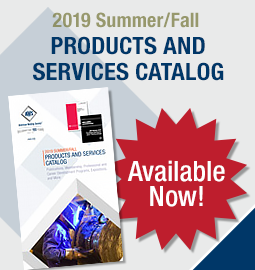 Products and Services Catalog - 2019 Winter-Spring