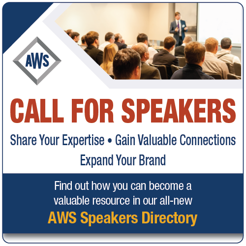 AWS Speakers Directory - Call for Speakers