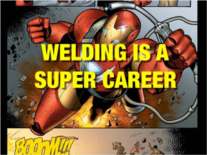 Welding is a Super Career