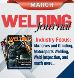 Welding Journal - March 2018