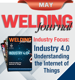 Welding Journal - May 2019
