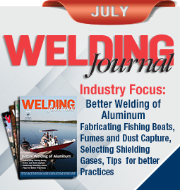 Welding Journal - July 2019