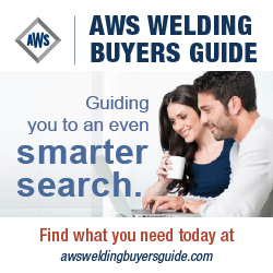 AWS Welding Buyers Guide