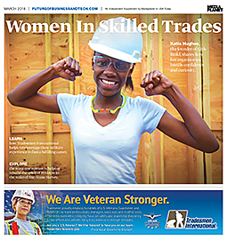 Women in Skilled Trades - USA Today